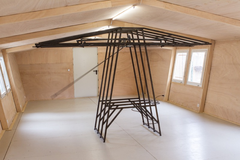 "<p><span style=""font-size: 10.6667px;"">Installation view, I kill you before I leave, Claus Larsen, REH Kunst, Berlin, 2013</span></p>"