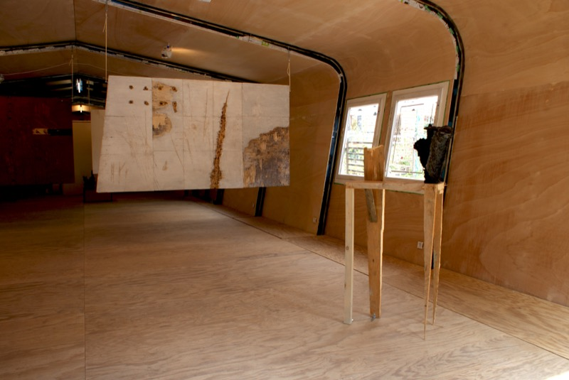 "<p><span style=""font-size: 10.6667px;"">Installation View, Prosthetic, Konstantino Dregos, REH KUNST, Berlin, 2011</span></p>"