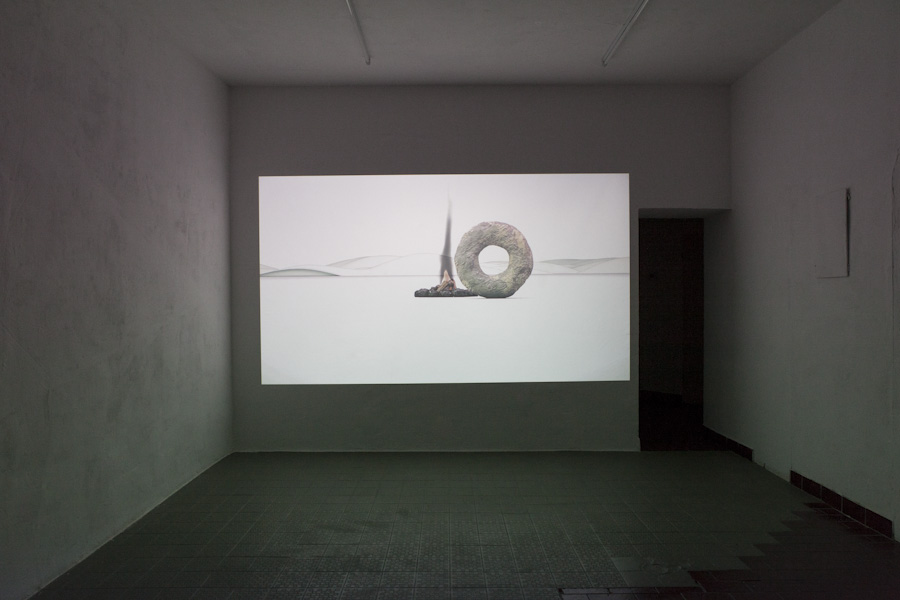"<p style=""text-align: center;""><span style=""font-size: 8pt;"">Sam Finn, Kapital (3:54 min, 2015), Kunst Film Fest #2, Part I: Animation, Centrum, Berlin 2016, Photo Ute Klein</span></p>"