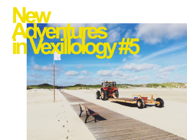 New Adventures in Vexillology #5  | Ana Alenso, Laura Bruce, Tue Greenfort, Sophia Pompéry, Tita Salina, MoreUtopia! | Summer Season 2019 | Kunstverein Amrum | Curated by Valeska Hageney & Imke Kannegießer